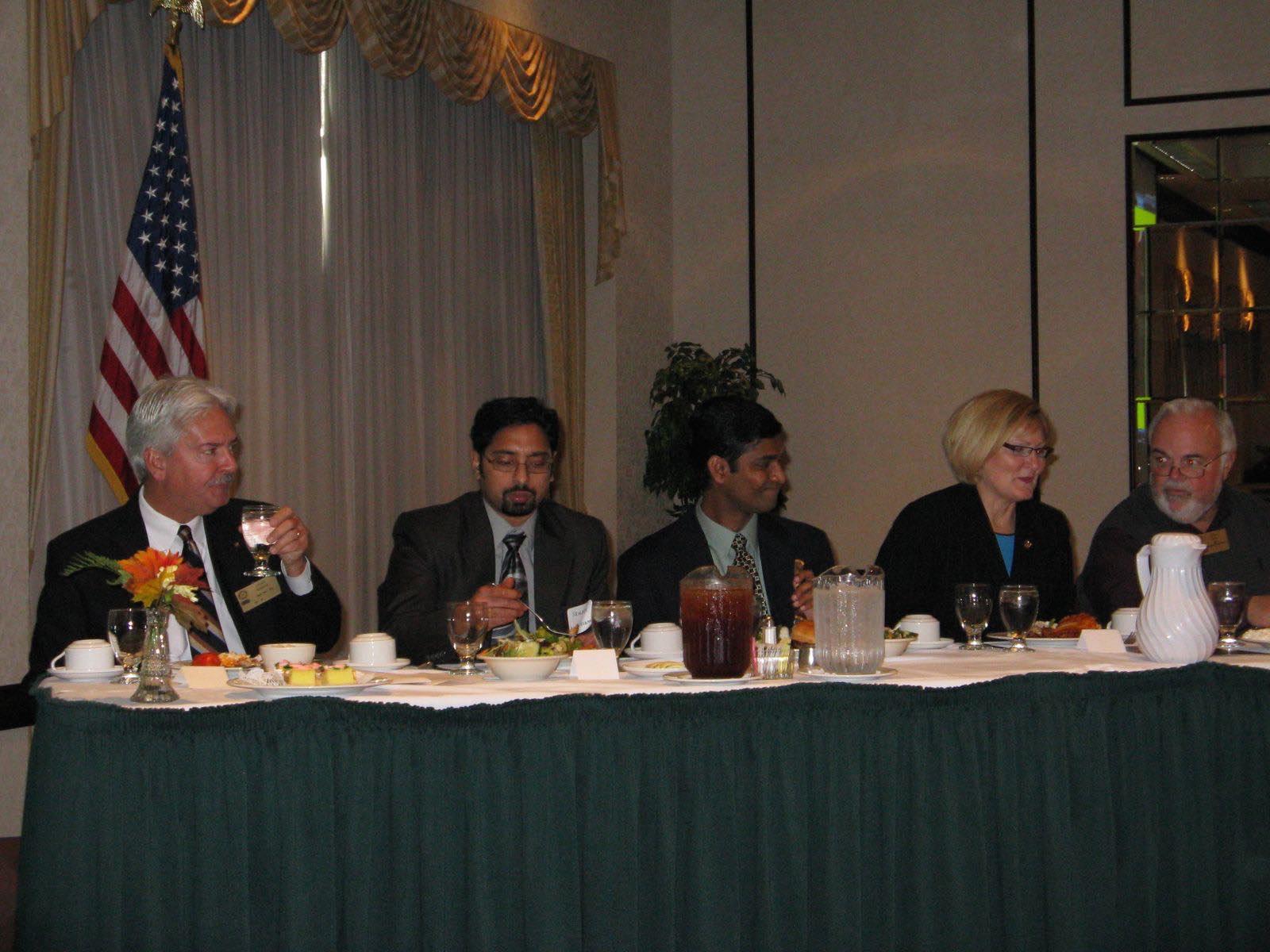 Rotary Dinner 3